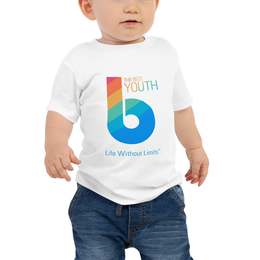 The Best Youth Baby Jersey Short Sleeve Tee