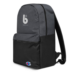 The Best You Embroidered Champion Backpack