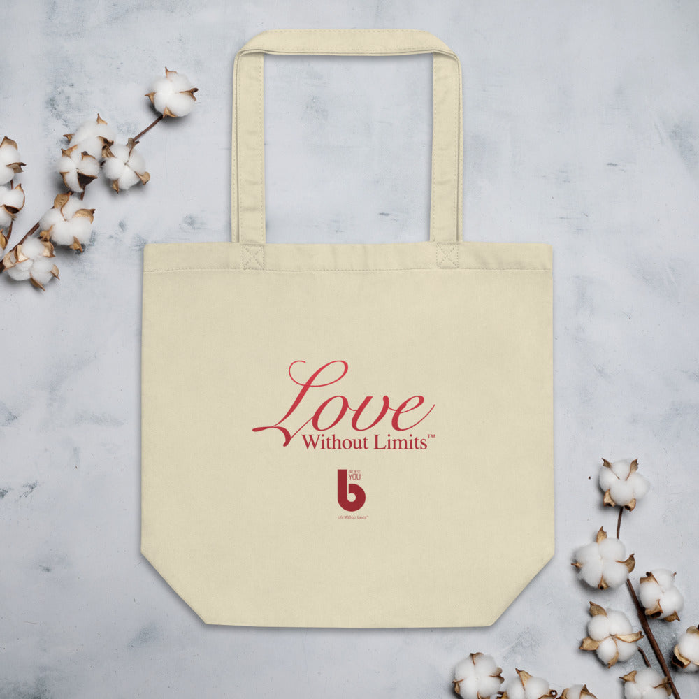 Love Without Limits Eco Tote Bag