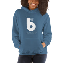 Load image into Gallery viewer, The Best You Unisex Hoodie