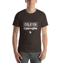Load image into Gallery viewer, Isolation to reinvention Short-Sleeve Unisex T-Shirt