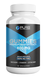 Gummies<BR>Hemp Infused Gum Drops<BR/>