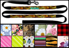 Load image into Gallery viewer, Personalized Pet Leash, Custom Dog Leash, Personalized Dog Leash, Custom Dog Leash, Gift for Pet Owner, New Dog Owner, Dog Gift, Dog Mom