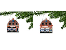 Load image into Gallery viewer, EMS Personalized Ornament, Choose Male or Female, EMS Ornament, Custom Ornament, EMS Gift, Ambulance Gift, First Responder, Rescue
