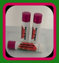 Load image into Gallery viewer, LIP BALM -  All Natural - Juicy Watermelon - Lip Gloss - Free U.S. Shipping