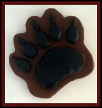 Load image into Gallery viewer, Soap - Bear Paw Print - Bear - Paw Print - Cabin - Gift for Men - Hunting - Free U.S. Shipping - Camping - Northwoods Decor