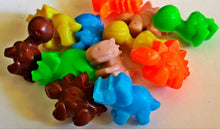 Load image into Gallery viewer, Dinosaur Party Favors - Soap - Dinosaurs - 12 Soaps - Free U.S. Shipping - Bulk- Party Favors - Birthdays - Soap for Kids - Mini Soap Favors