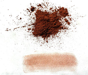 "Brown Eye Shadow - Shimmer - ""Sienna"" - Mineral Makeup - Eyeshadow - Free U.S. Shipping"