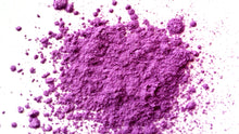 "Load image into Gallery viewer, Purple Shimmer Eye Shadow - ""Pansy"" - Mineral Makeup - Eyeshadow - Free U.S. Shipping"