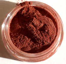 "Load image into Gallery viewer, Mineral Eye Shadow - Copper Chameleon Shimmer Eye Shadow - Free U.S. Shipping - ""DESERT"" - Mineral Makeup - Eyeshadow"