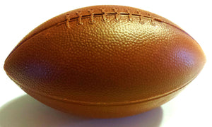 Football Soap - Ball Soap - Ball Soap - Football Fan - Free U.S. Shipping - Extra Large Soap - You Choose Scent - Gift for Men - Dad