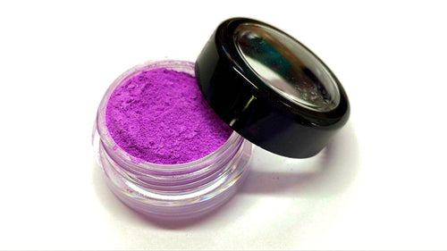 Bright Purple Shimmer Eye Shadow -