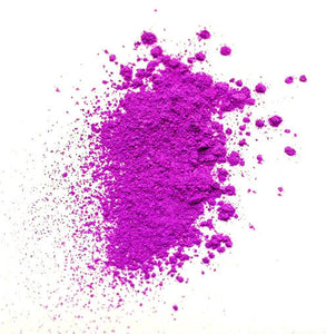 "Bright Purple Shimmer Eye Shadow - ""GRAPE POPSICLE"" - Free U.S. Shipping - Mineral Makeup - Eyeshadow"