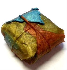 Folded Leaves Soap - Leaf - Fall Soap - Autumn - Free U.S. Shipping - Guest Soap - Bathroom Soap - FREE SHIPPING
