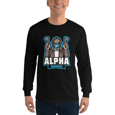 Alpha Veracity Long Sleeve T-Shirt