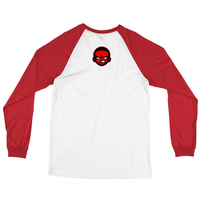 GOD TIER G.F.E Long Sleeve Baseball T-Shirt