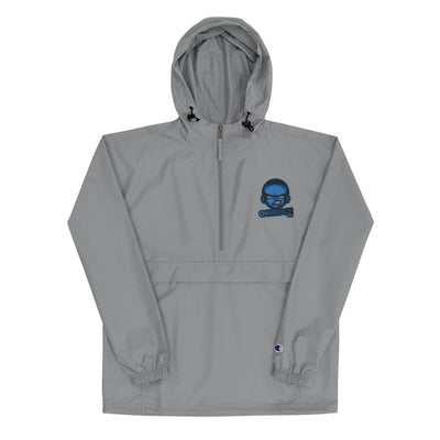 G.F.E Embroidered Champion Packable Jacket