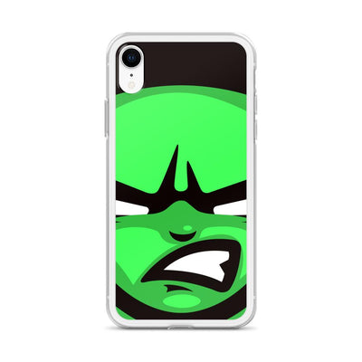 BIG HEAD iPhone Case