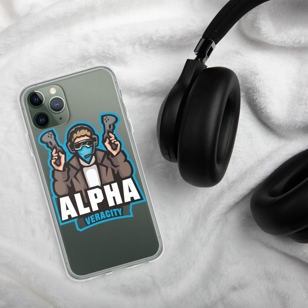 Alpha Veracity iPhone Case
