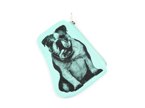 English Bulldog Pouch