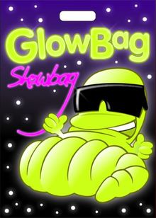 Glow Bag Santa - Available September