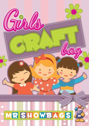 Girls Craft Bag