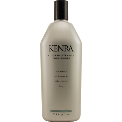 Color Maintenance Conditioner Silk Protein Conditioner For Color Treated Hair 33.8 Oz