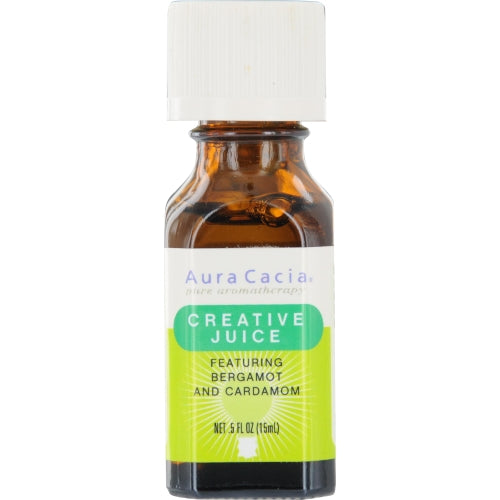 Aura Cacia Creative Juice-essential Oil .5 Oz By Aura Cacia