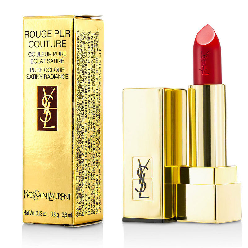 Yves Saint Laurent Rouge Pur Couture - #16 Rouge Roxane --3.8g-0.13oz By Yves Saint Laurent