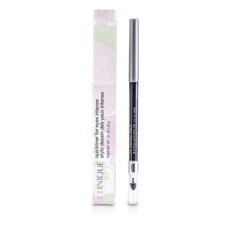 Clinique Quickliner For Eyes Intense - # 01 Intense Black --0.28g-0.01oz By Clinique