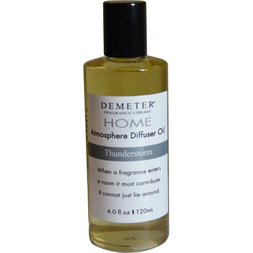 Demeter Thunderstorm Atmosphere Diffuser Oil 4 Oz By Demeter