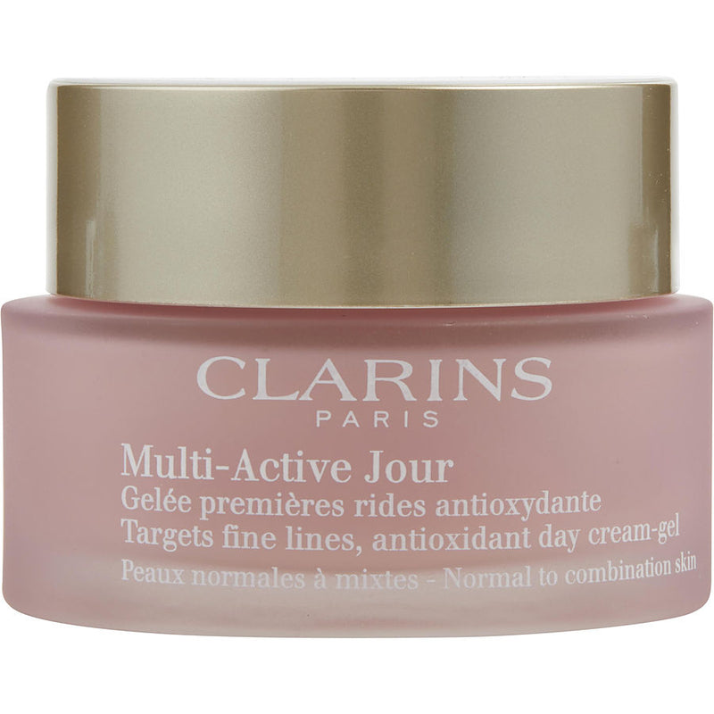 Multi-active Jour Target Fine Lines Antioxidant Day Cream - Gel ( Normal To Combination Skin ) --50ml-1.7oz