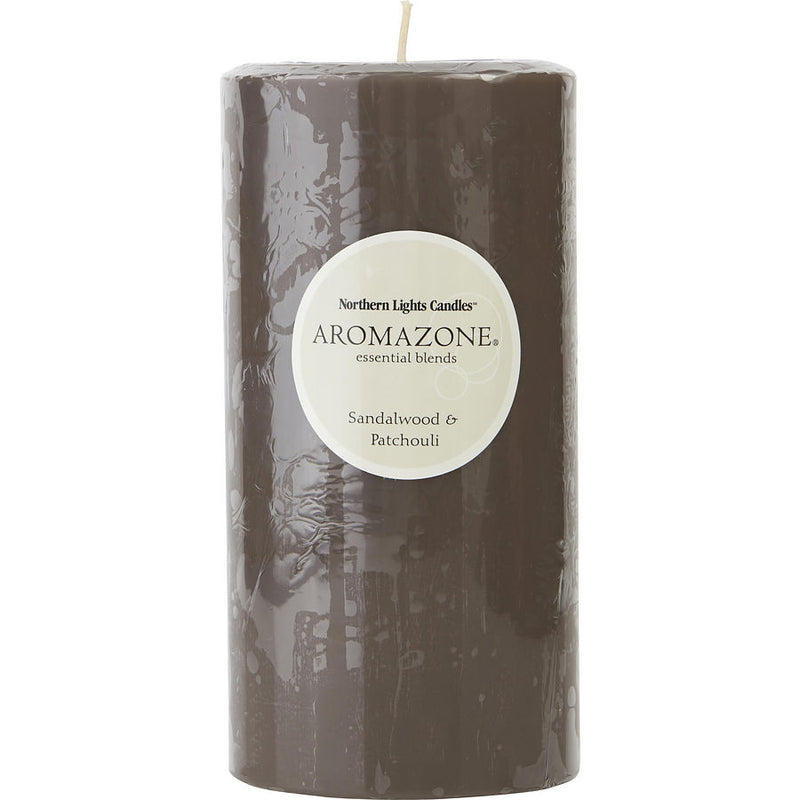 Sandalwood & Patchouli By