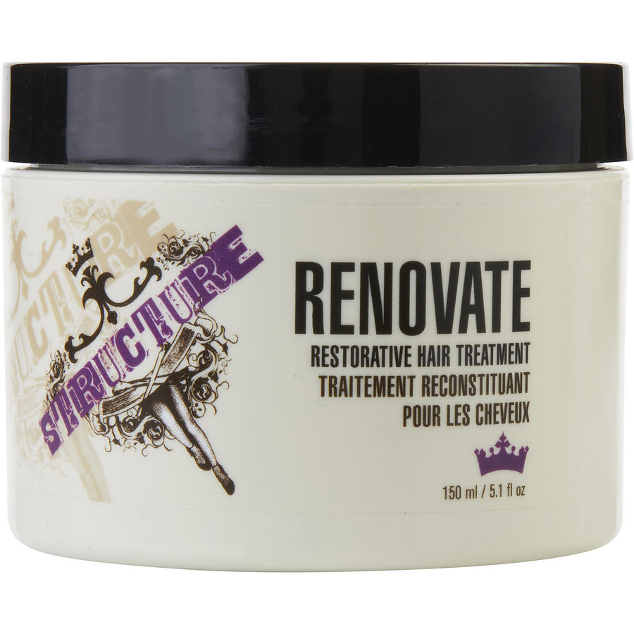 Structure Renovate Restorative Hair Treatment 5.1 Oz
