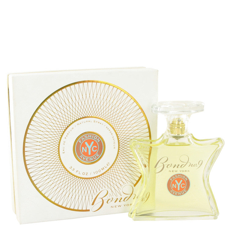 Fashion Avenue by Bond No. 9 Eau De Parfum Spray 3.3 oz for Women