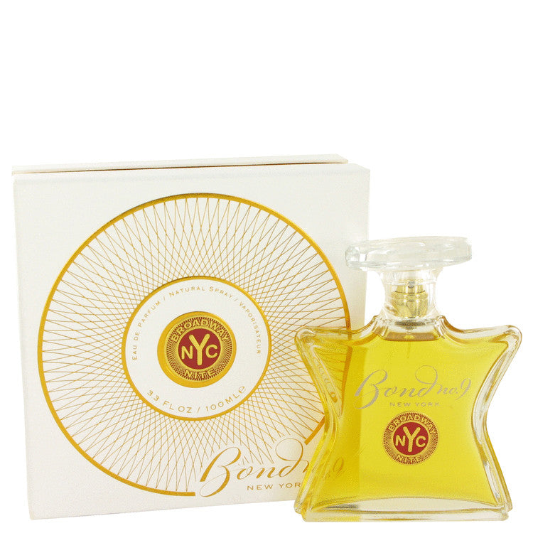 Broadway Nite by Bond No. 9 Eau De Parfum Spray 3.3 oz for Women