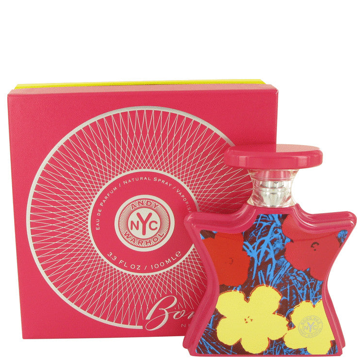 Andy Warhol Union Square by Bond No. 9 Eau De Parfum Spray 3.4 oz for Women
