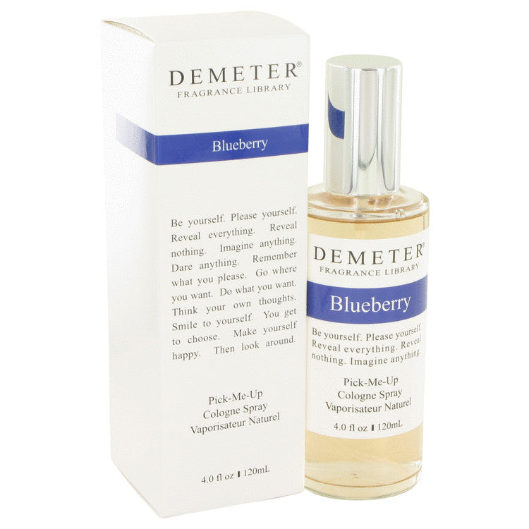 Demeter Blueberry by Demeter Cologne Spray 4 oz for Women