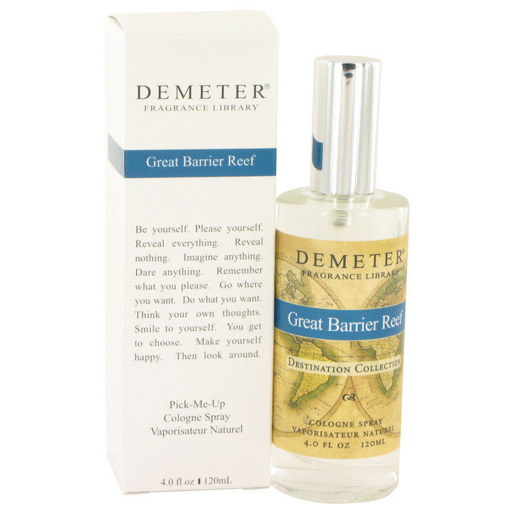 Demeter Great Barrier Reef by Demeter Cologne 4 oz for Women