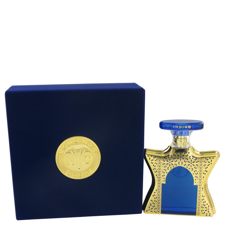 Bond No. 9 Dubai Indigo by Bond No. 9 Eau De Parfum Spray (Unisex) 3.3 oz for Women