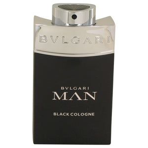Bvlgari Man Black Cologne by Bvlgari Eau De Toilette Spray (Tester) 3.4 oz for Men