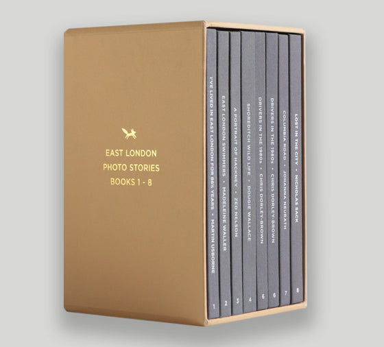BOX SET: Books 1-8