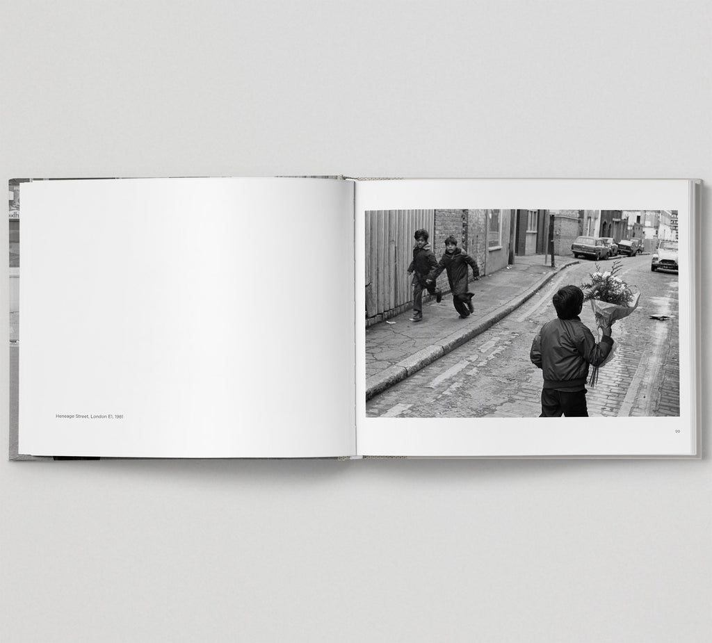 PRE-ORDER: Limited edition print (D) + signed book: 'Once Upon a Time in Brick Lane'