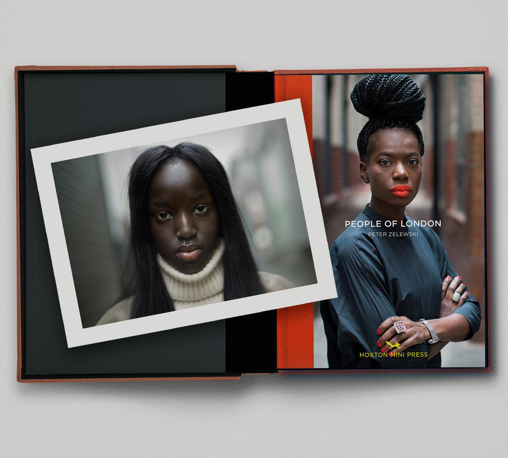 Collector's Edition + Print: People of London