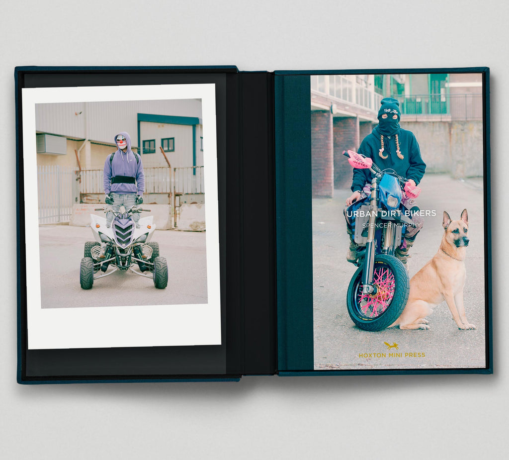 Collector's Edition + Print: Urban Dirt Bikers