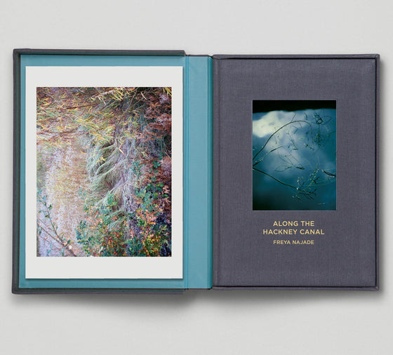 Collector's Edition +  Print  (Photo Book 11): Along the Hackney Canal