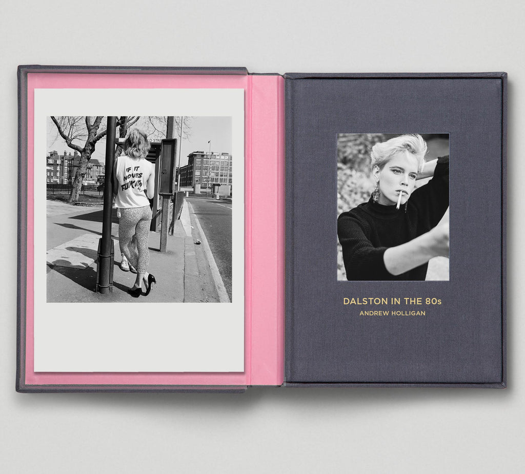 Collector's Edition + Print: Dalston in the 80s