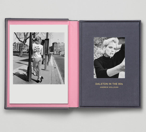 PRE-ORDER: Collector's Edition + Print (Photo Book 13): Dalston in the 80s