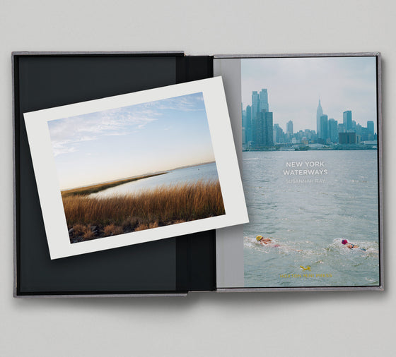 PRE-ORDER: Collector's Edition + Print: New York Waterways