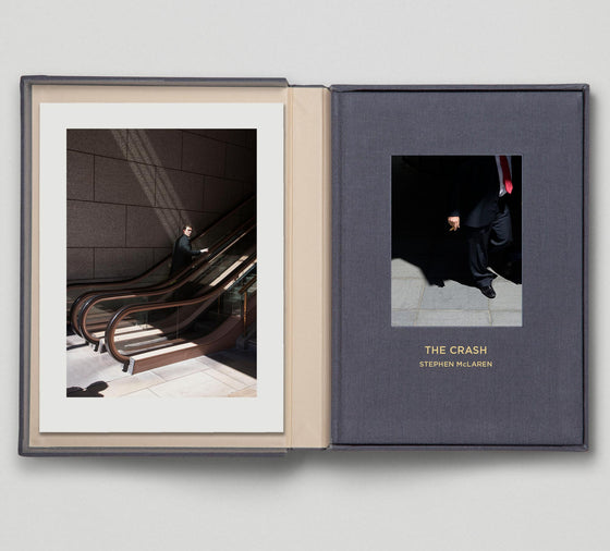 COLLECTOR'S EDITION + PRINT (PHOTO BOOK 14): THE CRASH